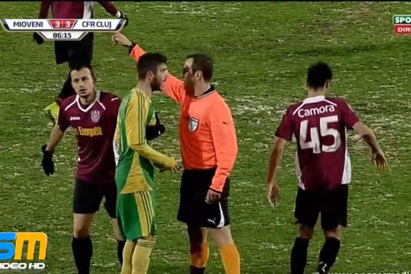 Mioveni vs Cluj
