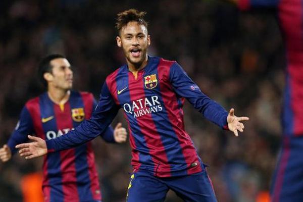 demanda a Neymar por dejarse ganar contra Barcelona
