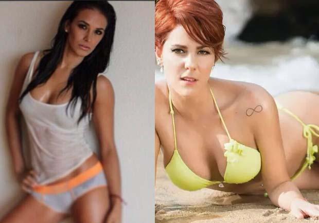 Georgina Holguín vs Regina Murguía