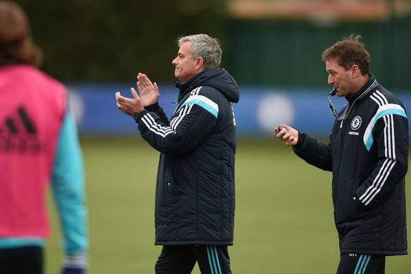 vino a Mourinho para ser debutado en Champions