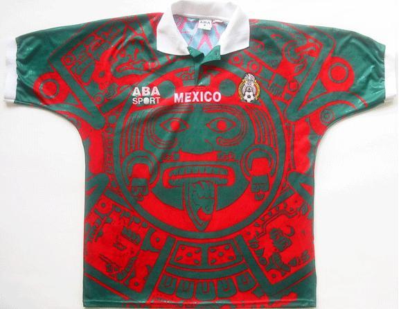 3af600d58e0 Top 10 Uniformes raros de la Selección Mexicana - Futbol Sapiens