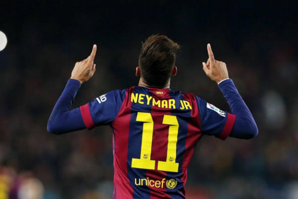 Barcelona renovará contrato a Neymar hasta 2020