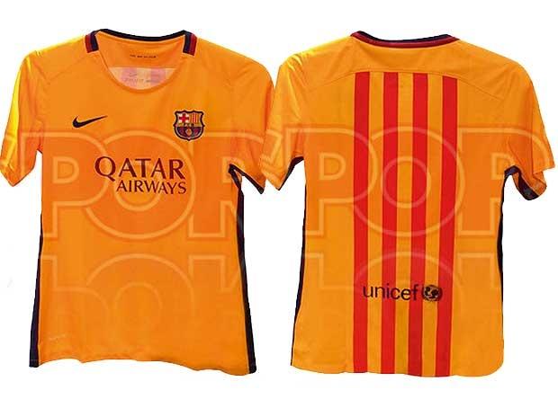 Se filtra posible camiseta visitante del Barcelona 2e5ce6ca302f5