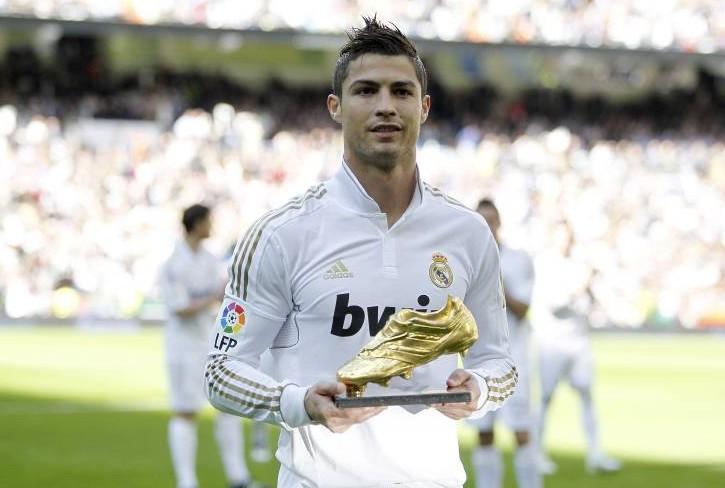sitio autorizado más fotos gran inventario Cristiano Ronaldo gana Pichichi y Bota de Oro