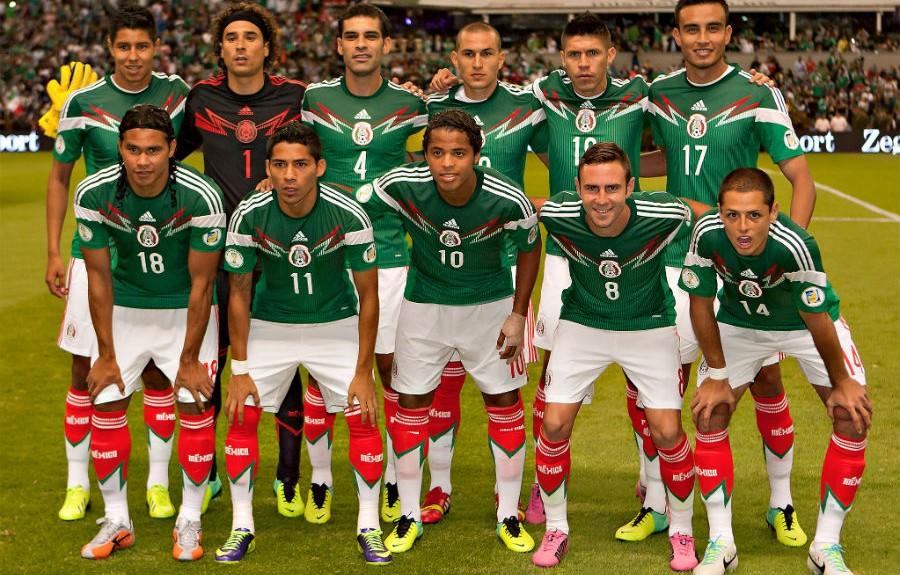 21cecef4622d0 Alineación de México vs Costa Rica - Futbol Sapiens