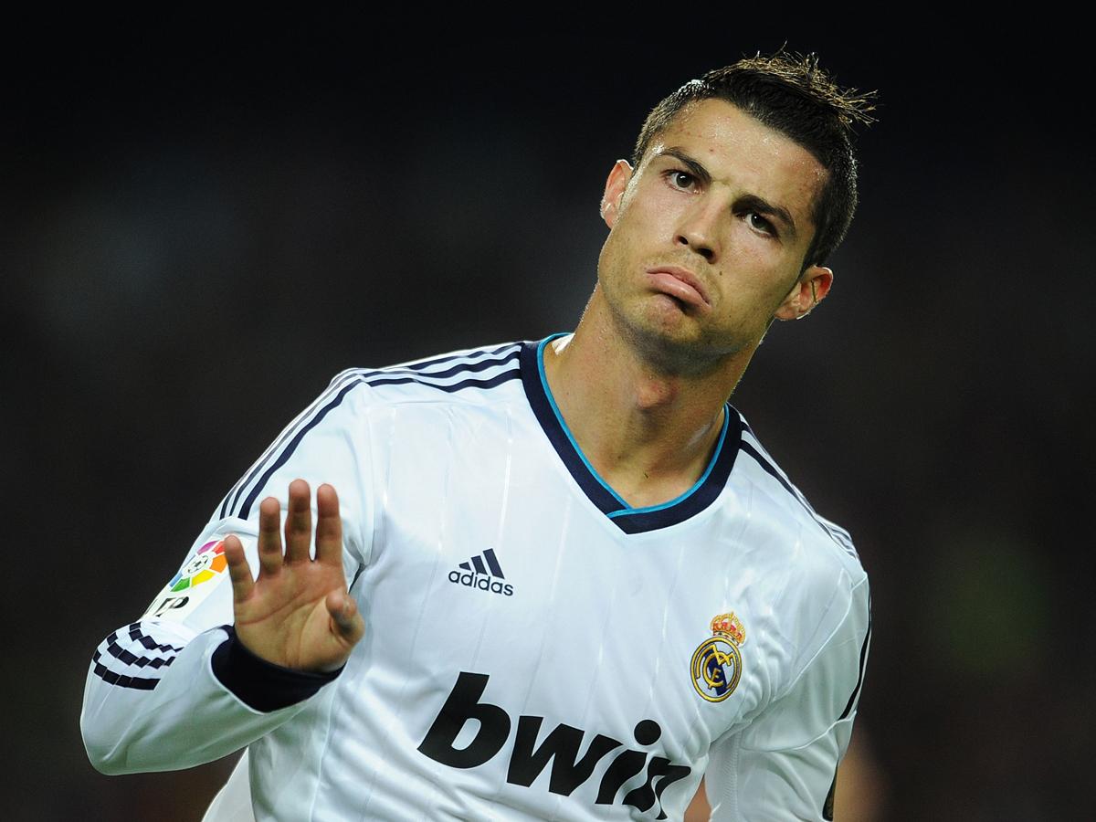 El mayor miedo de Cristiano Ronaldo