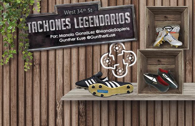 7413f1dad92fb 21 zapatos de futbol legendarios - Futbol Sapiens