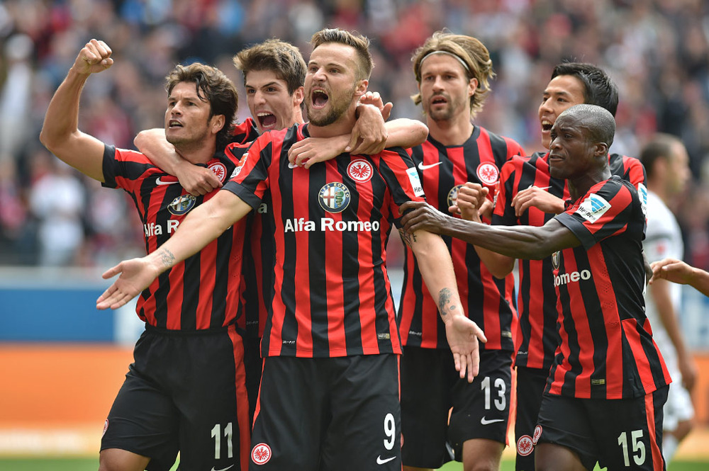Resultado de imagen para Eintracht Frankfurt fc