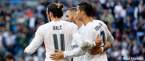 Real Madrid vs Rayo Vallecano 2015