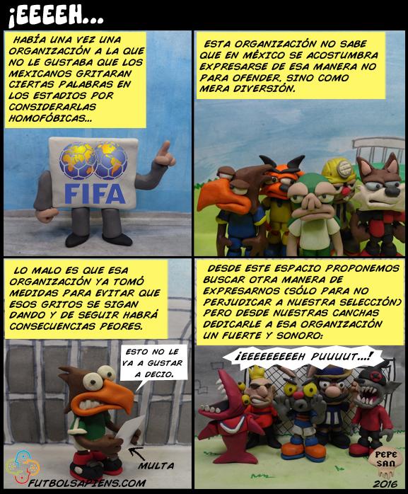 FIFA censura