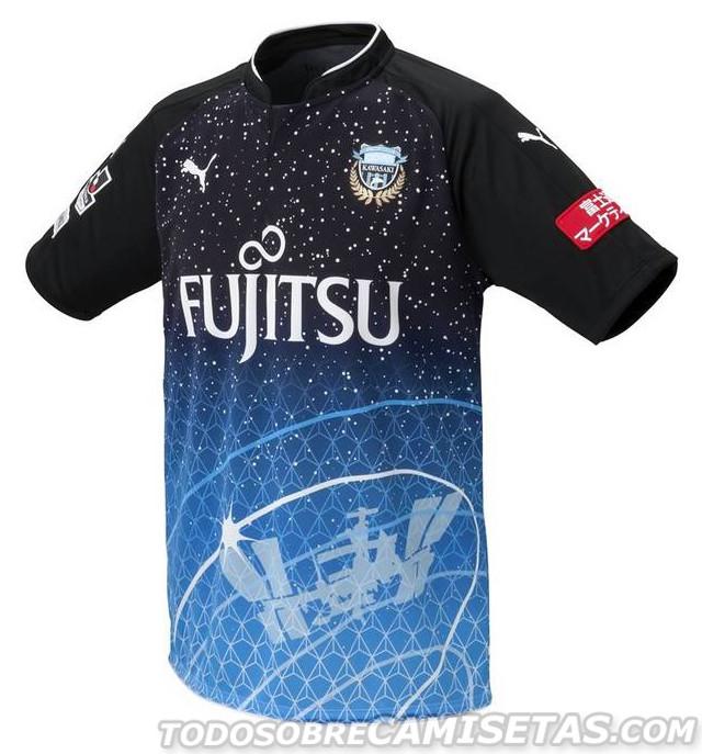 Equipo japonés homenajea a serie de anime en su camiseta - Futbol Sapiens 0a8417b75119d