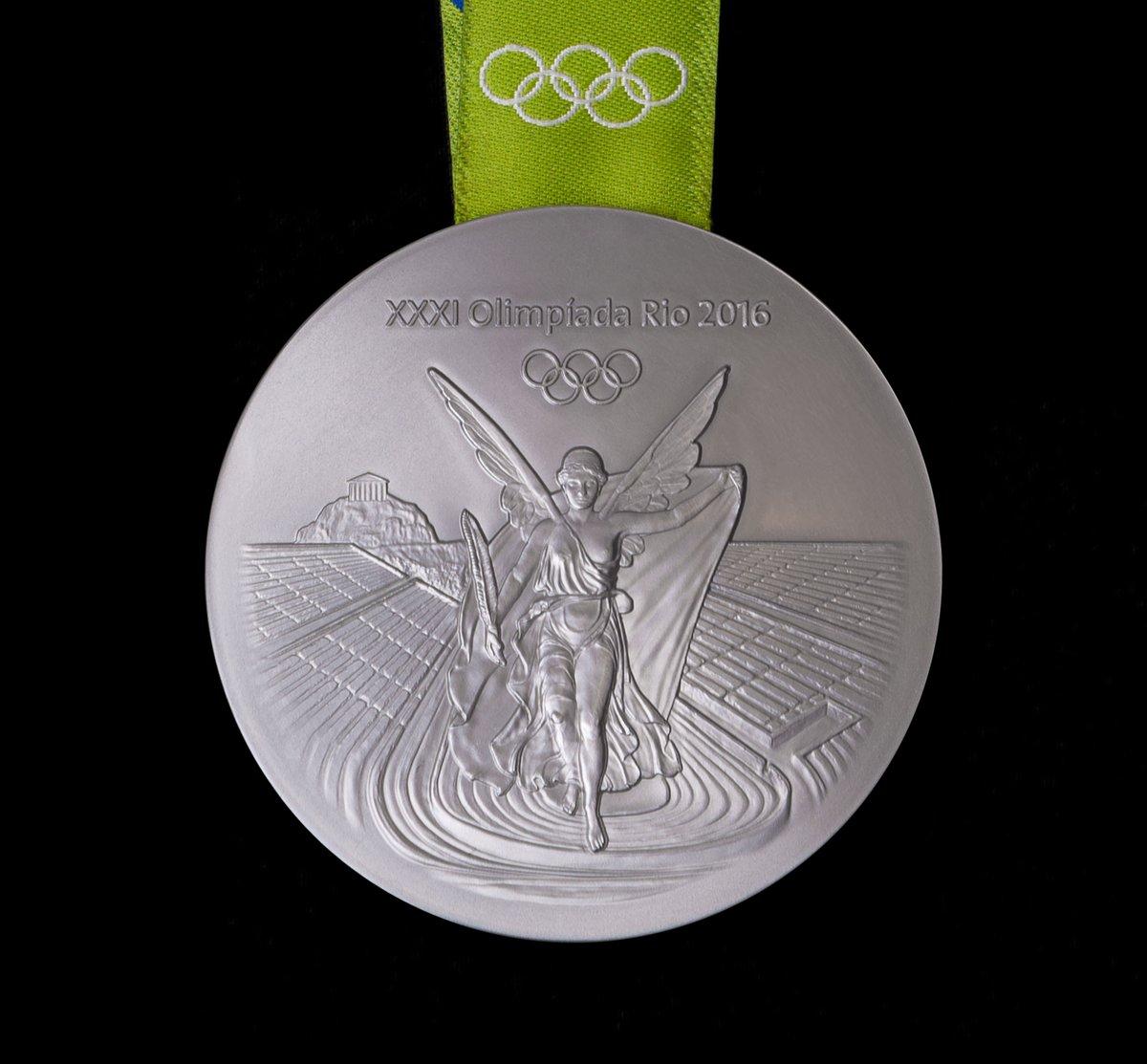 medallas-olimpicas-plata-rio-de-janeiro-2016
