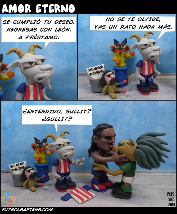 Gullit a León