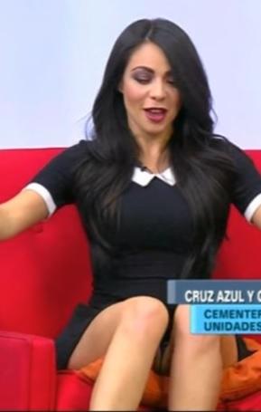 Sexy momentos de Jimena Sánchez