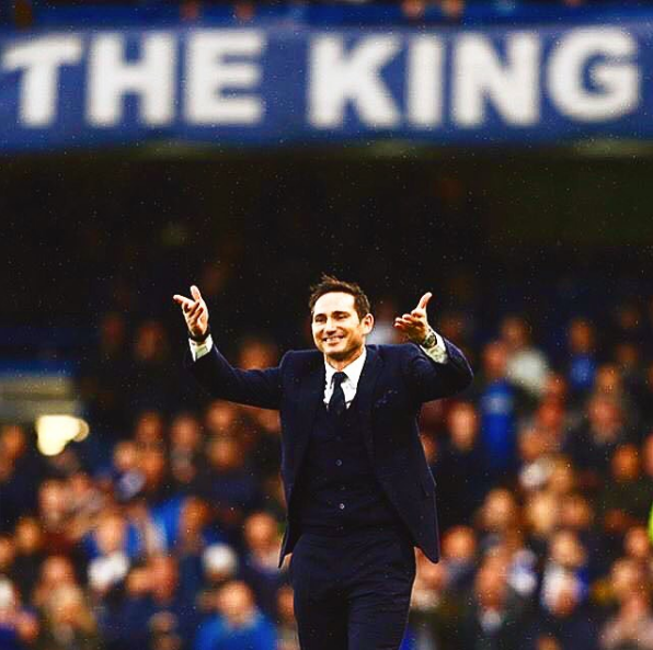 Image result for lampard king