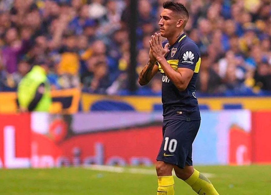 Ricardo Centurión: Ricardo Centurión, El Crack De Boca Juniors Al Que Arropan