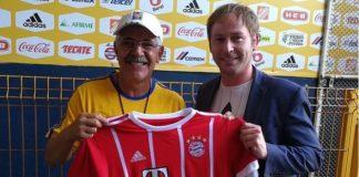 Representante del Bayern