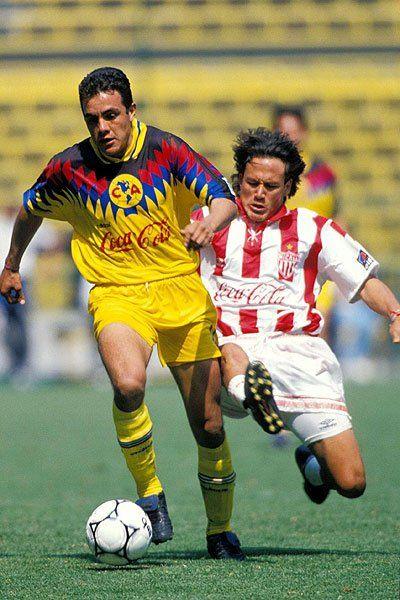 Camiseta local Club América 1994-1996