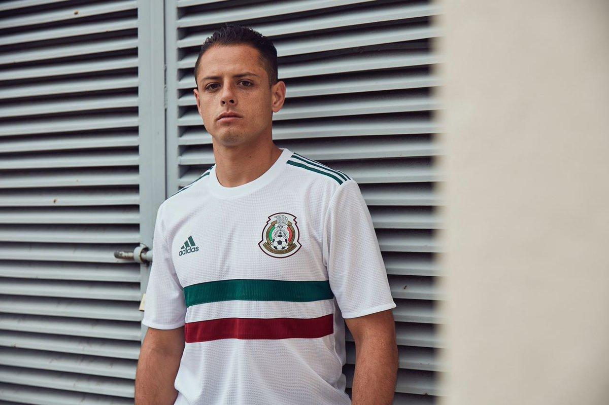 a1f343410926c La camiseta altenativa de México para Rusia 2018