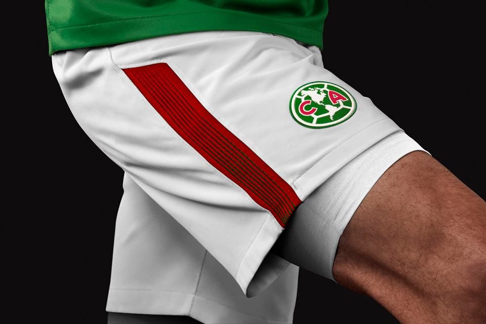 Nueva camiseta verde América 2018  ce5ac8bdb1729