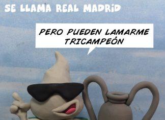 Real Madrid 3-1 Liverpool