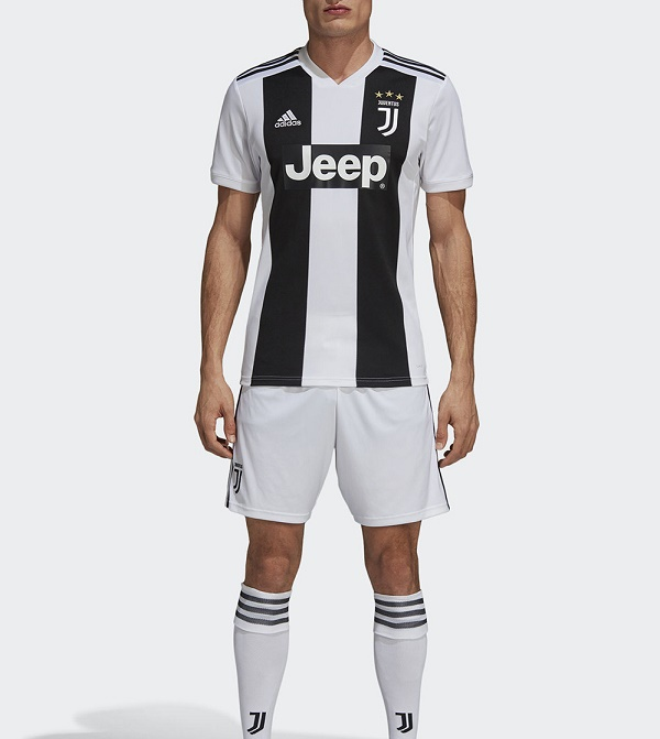Nueva camiseta Juventus 2019 local
