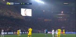 El sentido homenaje del Nantes a Emiliano Sala