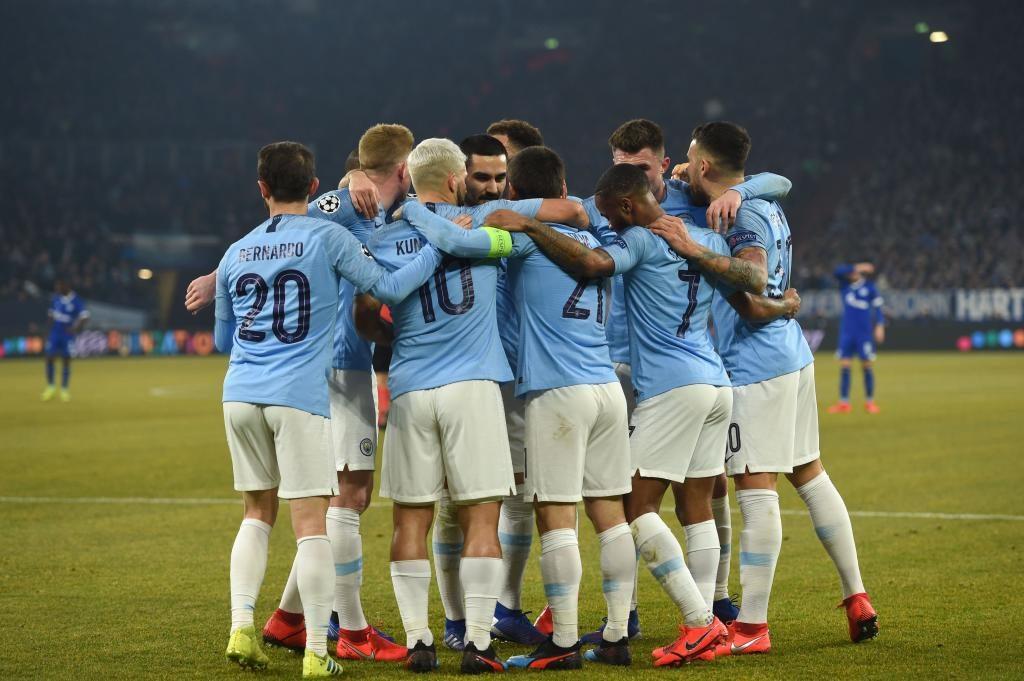 Manchester City sufrió para vencer al Schalke