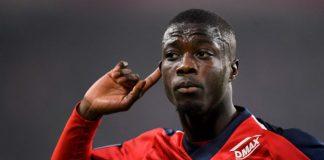 Nicolas Pépé podría llegar al Bayern Múnich