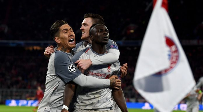 La joya de Sadio Mané ante el Bayern Múnich