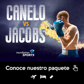 MundoMex Sport Boxeo Canelo vs Jacob