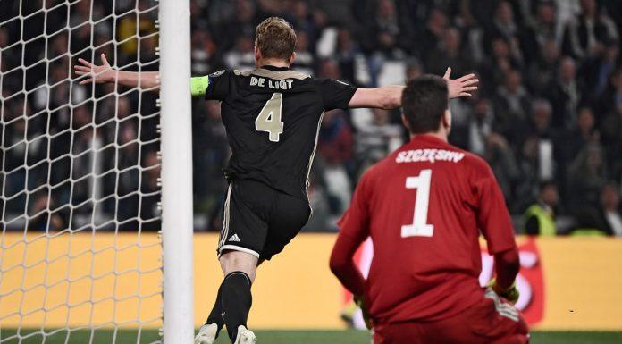 El gol de De Ligt que enmudeció el Allianz Stadium