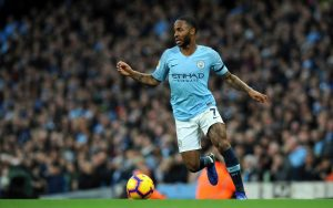 Sterling se ha potenciado con Guardiola