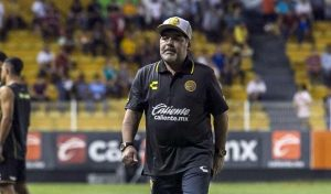Maradona llegaría a México la próxima semana / Foto: Twitter