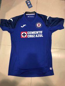 Cruz Azul ya tiene nueva indumentaria para el Apertura 2019 / Foto: vía Twitter