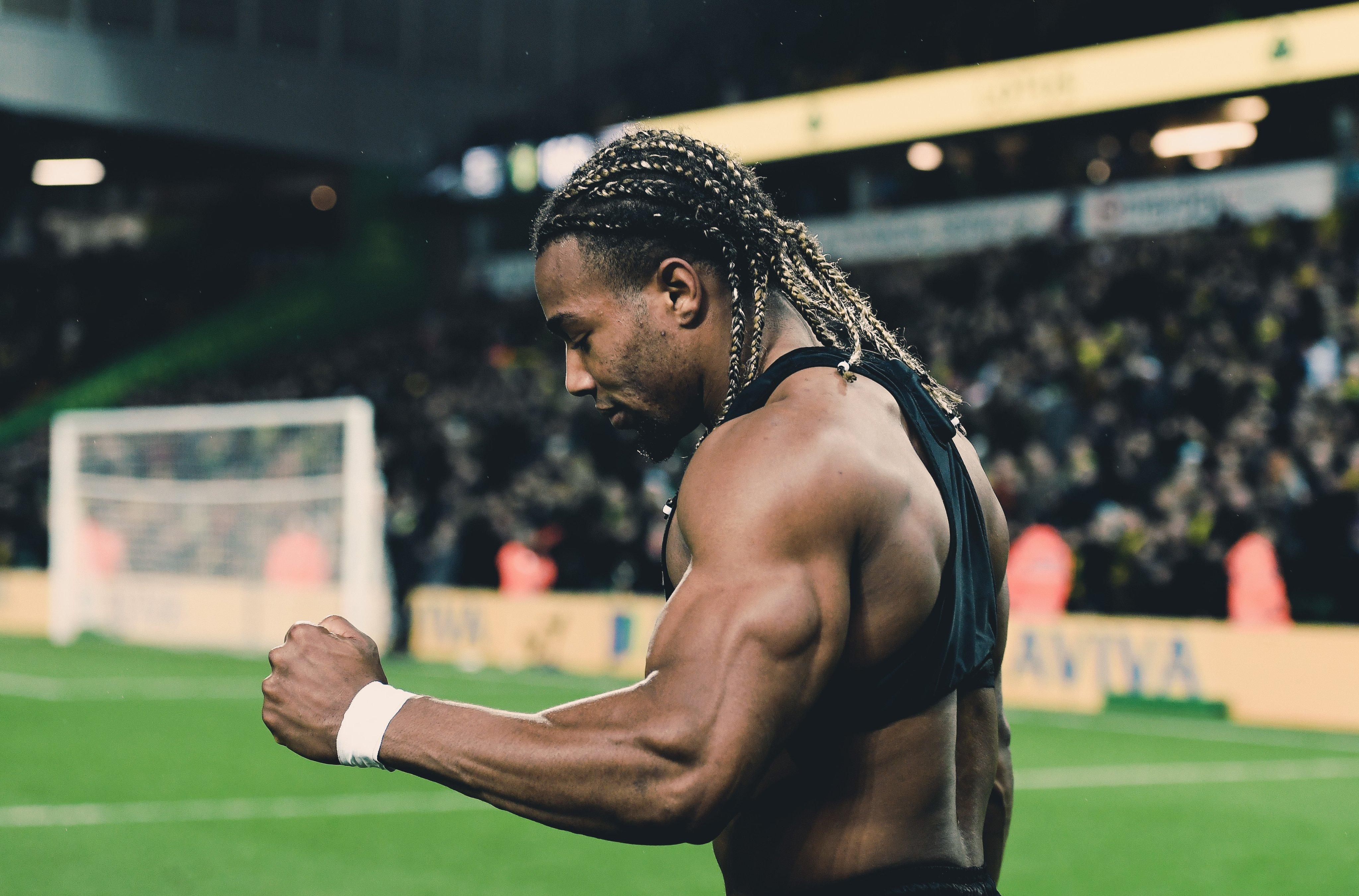 Adama Traore Yo Se Que Es Dificil De Creer Pero No Hago Pesas Video Futbol Sapiens