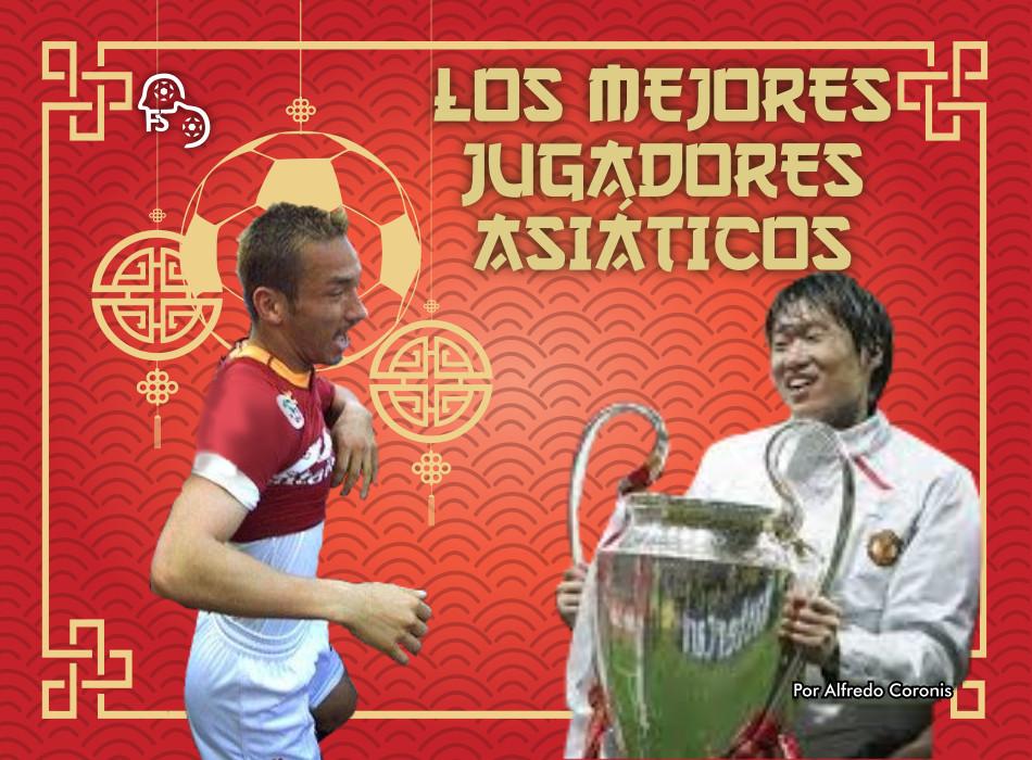 Los 15 mejores futbolistas asiáticos de la historia