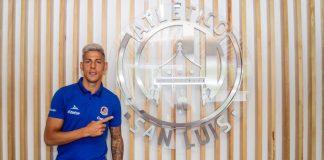 Mauro Quiroga quiere jugar para el Tri