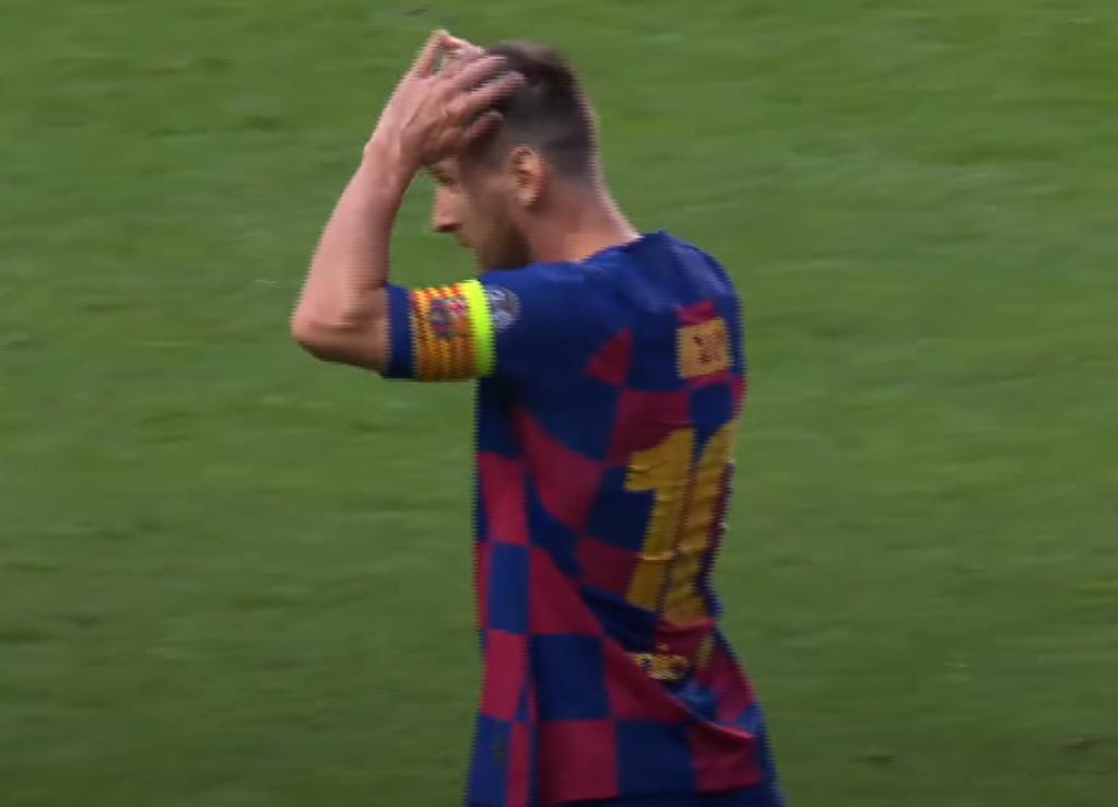 Messi Champions