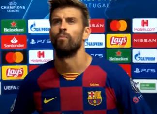 Piqué. Barcelona