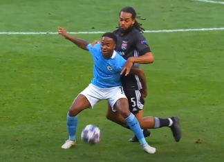 Manchester City. Sterling