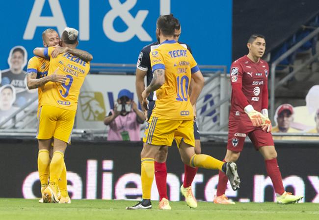 Monterrey vs Tigres UANL #95