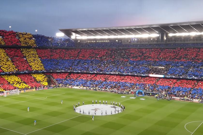 LaLiga. Champions en Camp Nou