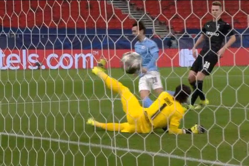 Manchester City vs Monchengladbach