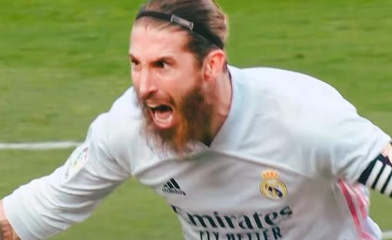 PSG. Ramos. Real Madrid
