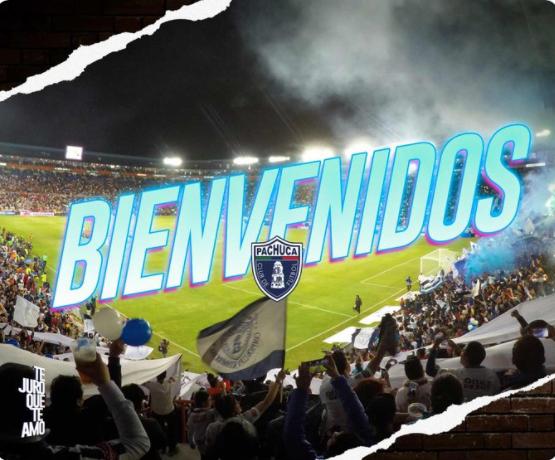 Pachuca anuncia el regreso de la gente al estadio Hidalgo